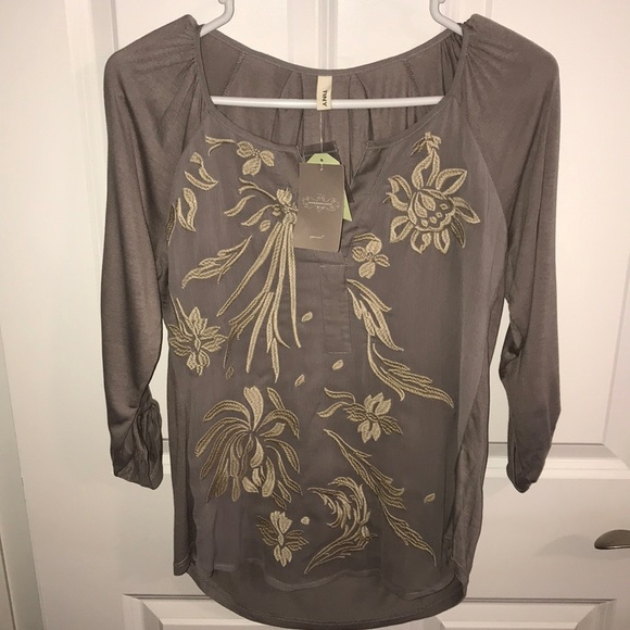 Anthropologie Tops - Anthropology blouse NWT